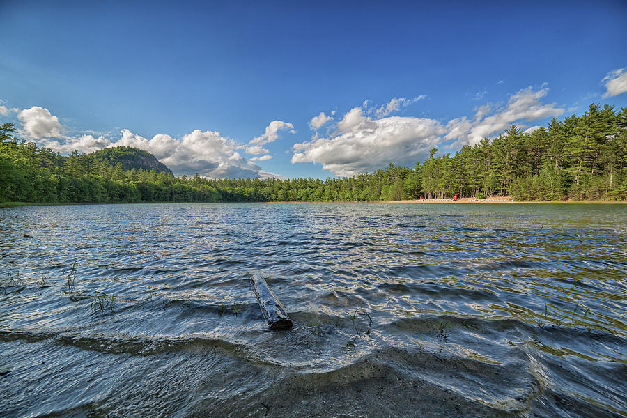 Echo Lake Conway New Hampshire 2 by Brian MacLean