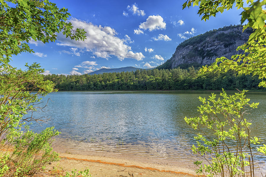 Echo Lake Conway New Hampshire 6 by Brian MacLean