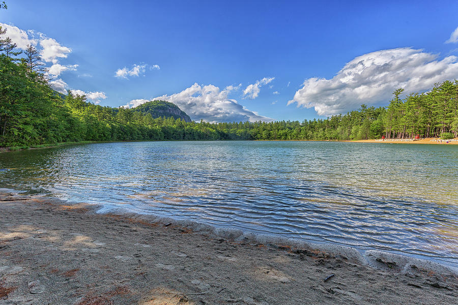 Echo Lake Conway New Hampshire by Brian MacLean