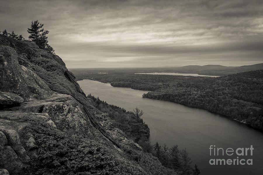 Echo Lake Photograph