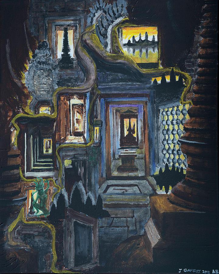 Echoes of Angkor Wat by John Garfitt
