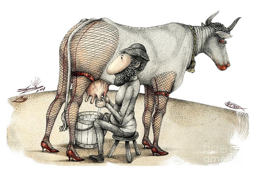 Ecologyc Fasion Digital Art by Lucian Ioan DOBARTA LuciDO