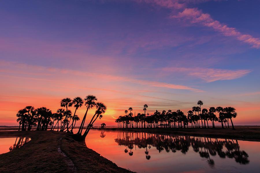 Econ River Daybreak by Stefan Mazzola