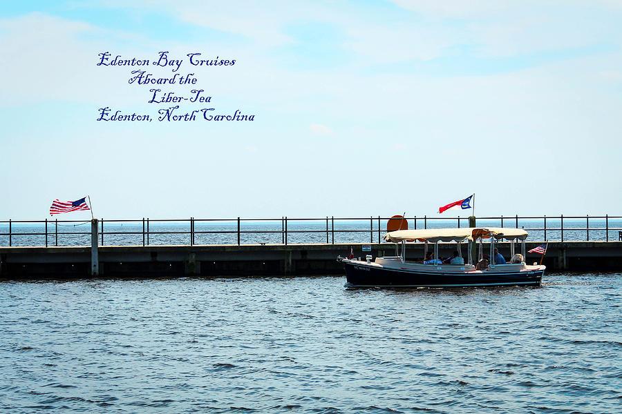 Edenton Bay Tours Photograph