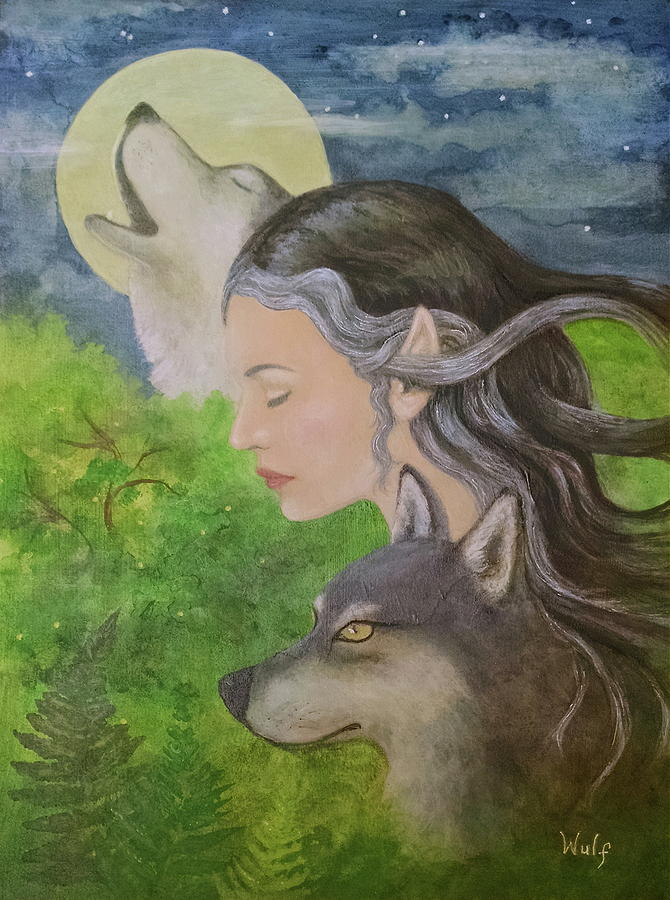 Edge of the Wild by Bernadette Wulf