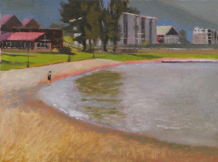 Edgewater Painting - Edgewater by Robert Bissett