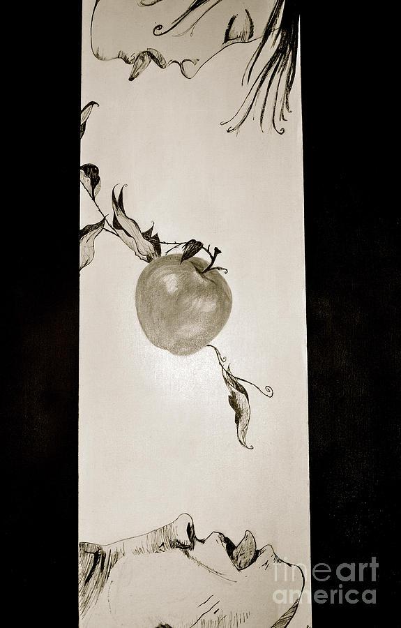 Edginggodout Painting by Sone Keila
