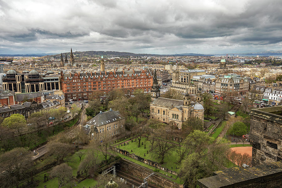 Edinburgh - Scotland by Stephen Dennstedt