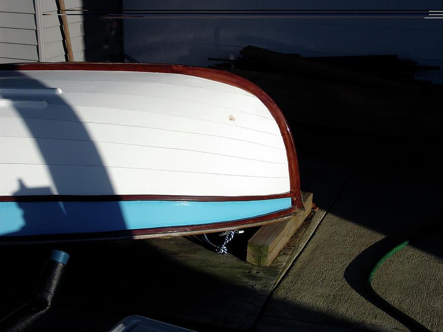 Eds Canoe by Kevin Callahan