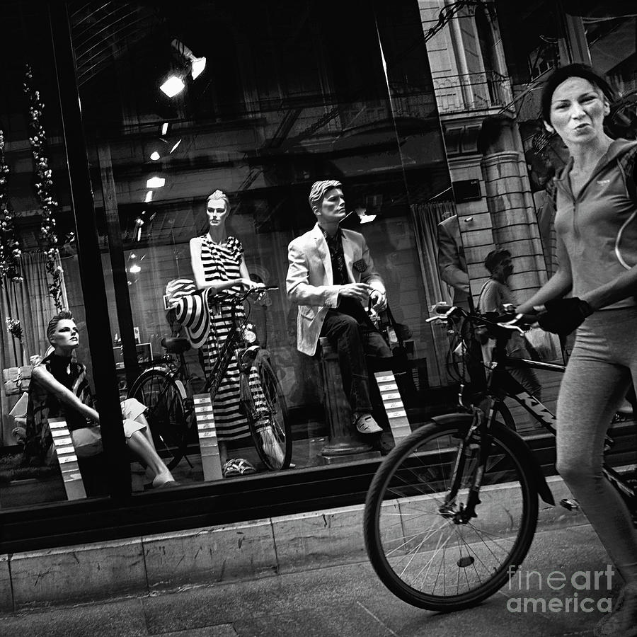 Black and white photography photograph eeeew by norman gabitzsch