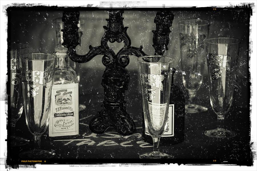 Eerie Table by GK Hebert Photography