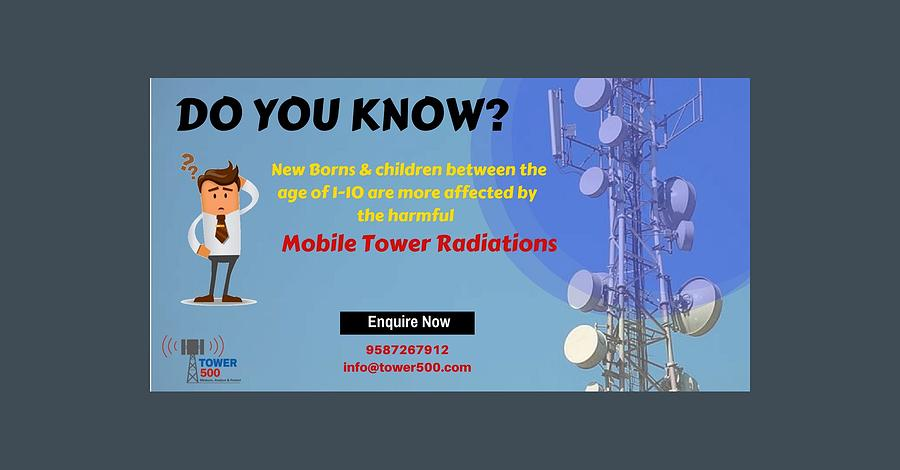 Effects Of Mobile Tower Radiation On Children by Tower500