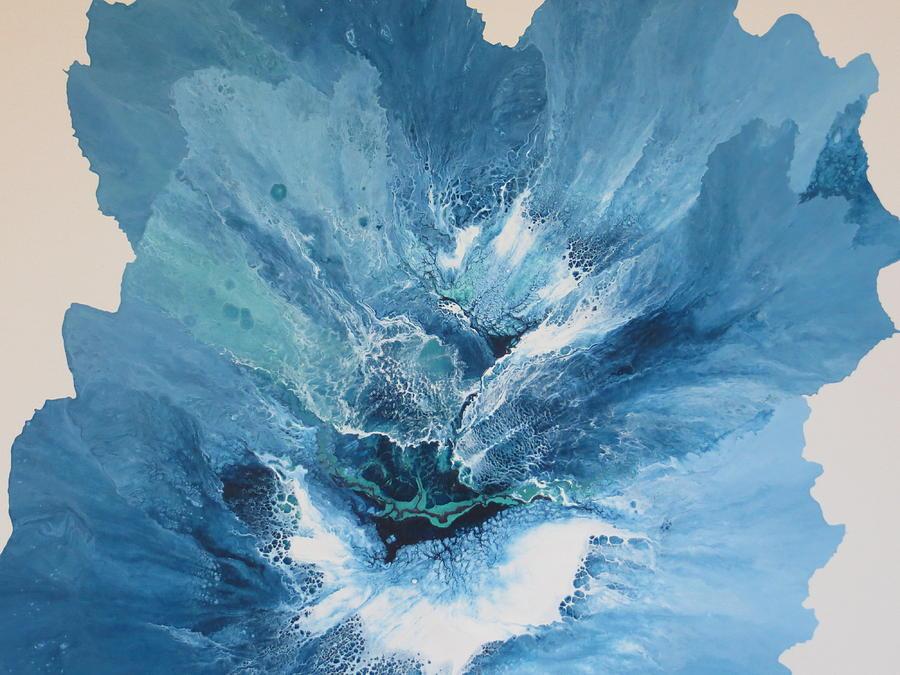 Effusion Painting