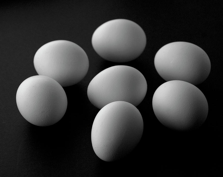 Eggs Photograph - Eggs by Jessica Wakefield