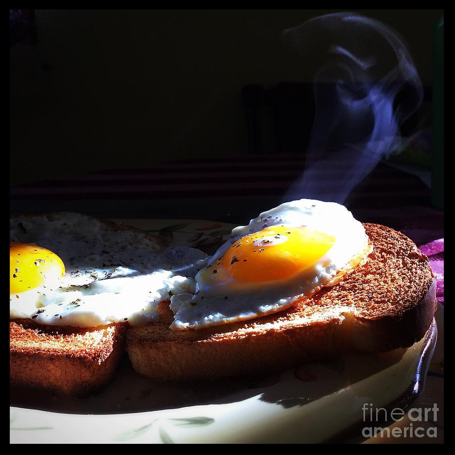 Eggstremely Hot .... No Yoke Photograph