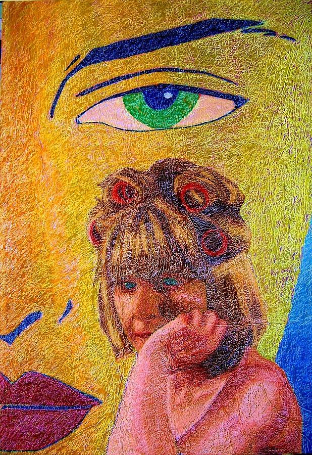 ego Pastel by Frank Rozasy