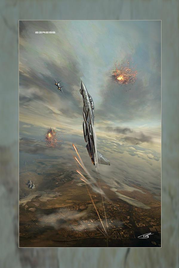 Egress XXL by Peter Van Stigt