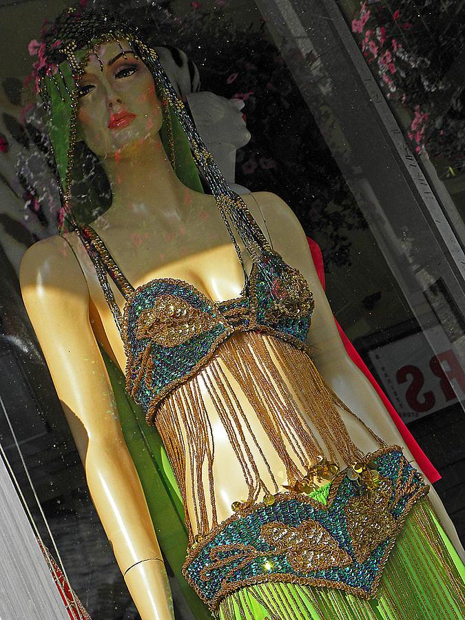 Mannequin Photograph - Egyptian Beauty by Elizabeth Hoskinson