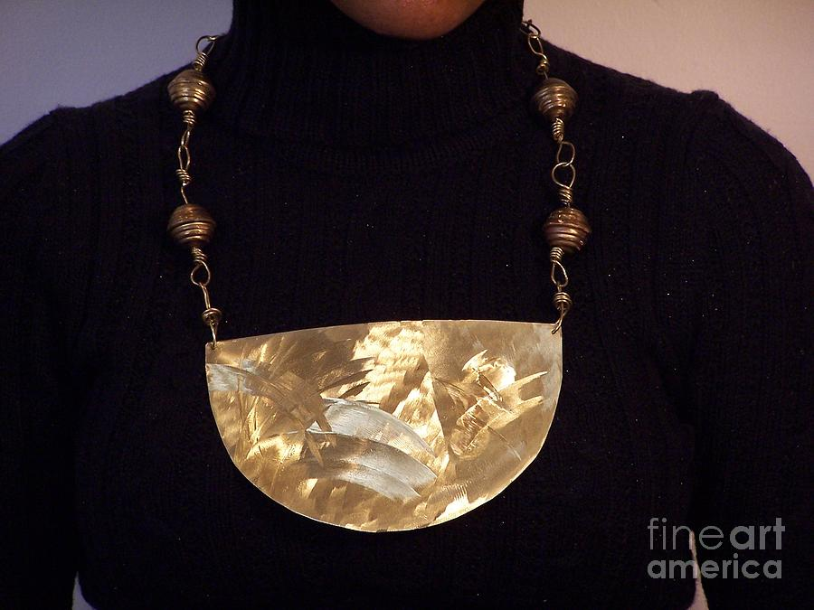 Egyptian Princess Necklace Jewelry by Jeff Williams