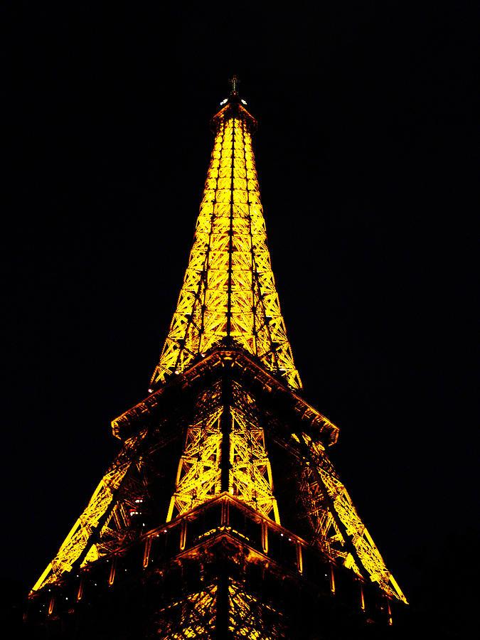 Eiffel Tower Photograph