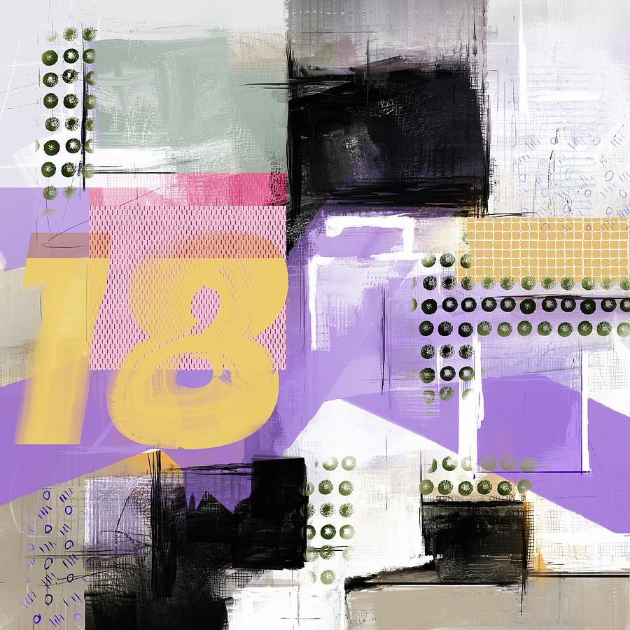 Eighteen Digital Art - Eighteen by Eduardo Tavares