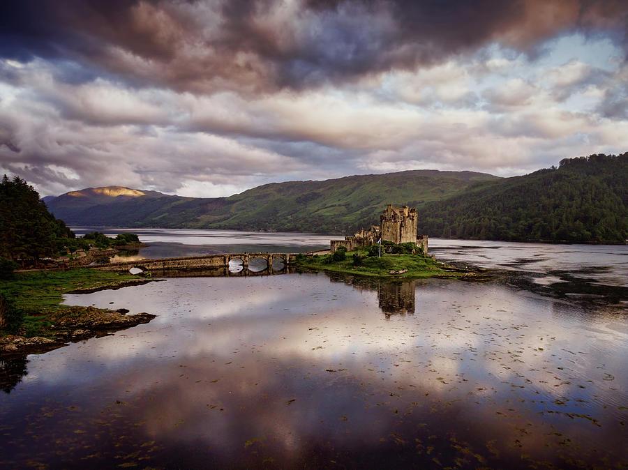 Eilean Donan Castle by Ian Good