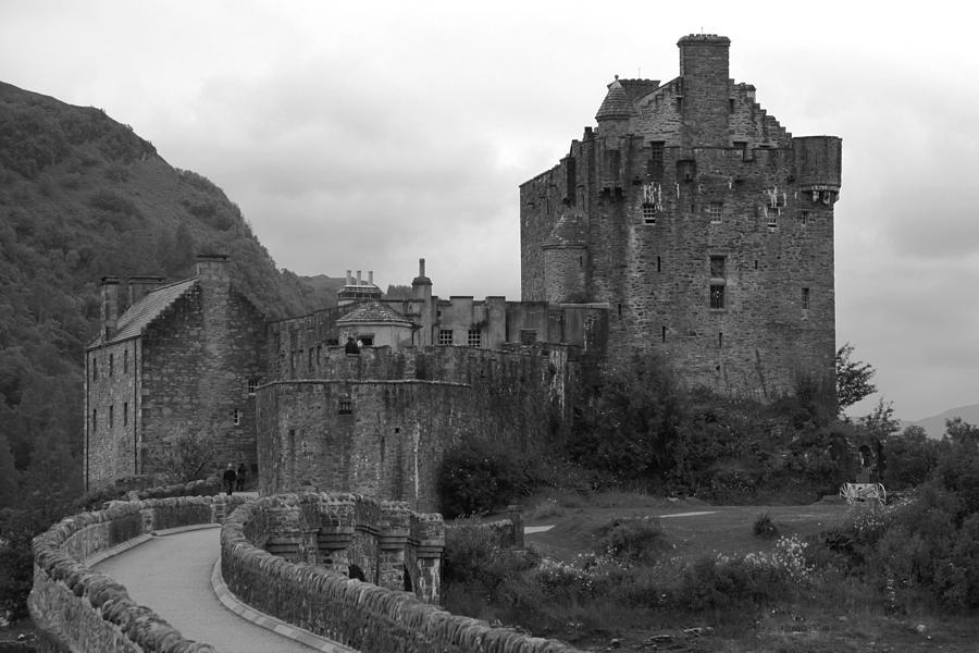 Scotland Photograph - Eilean Donan Castle, Scotland by Francesco Scali