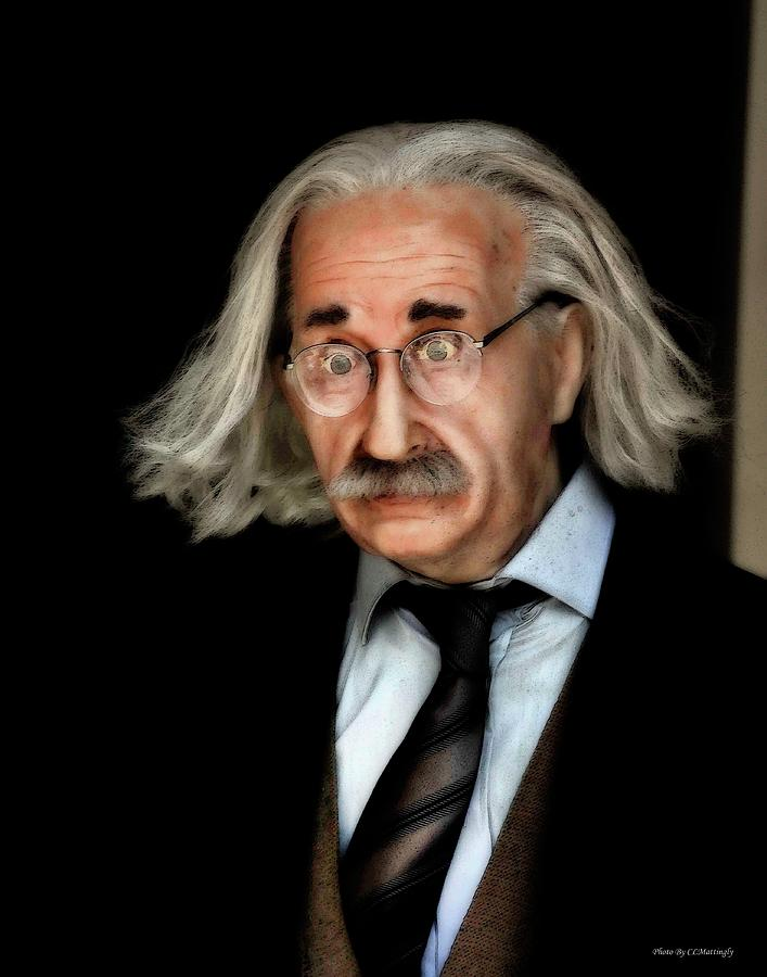 Einstein by Coleman Mattingly