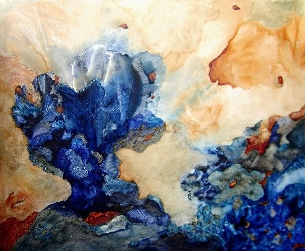 El Arbol  De La Vida Painting by Sara  Diciero