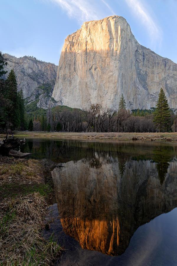 Yosemite - El Capitan Photograph
