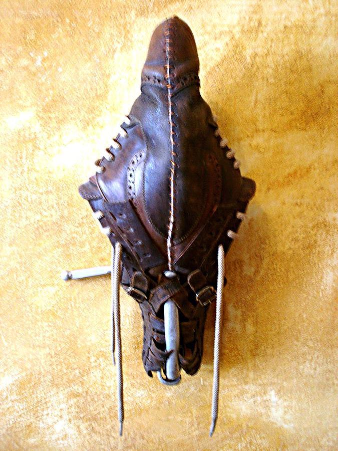 Fantasy Sculpture - El Guia by Jorge Porras