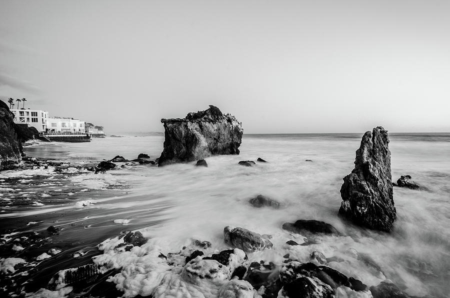 Landscape Photograph - El Matador State Beach by Margaret Pitcher