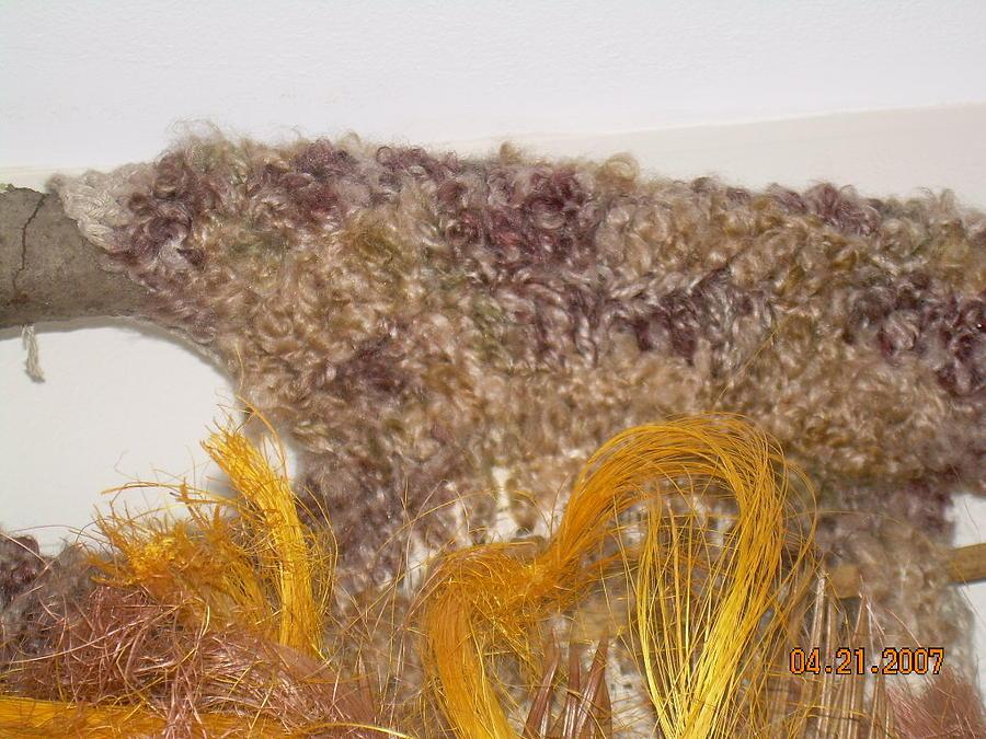 El Mundo Del Fique Tapestry - Textile by Eugenia Padilla