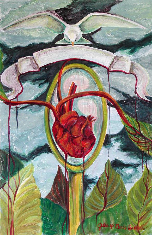 El Reflejo by Julie Davis Veach