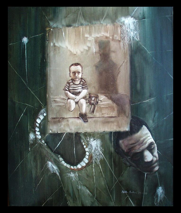 Surreal Painting - El Sueno De La Razon by Ariel Gulluni