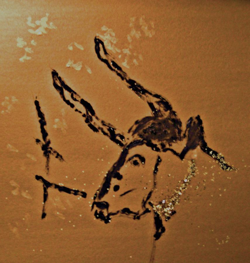 El Toro Painting by Michela Akers