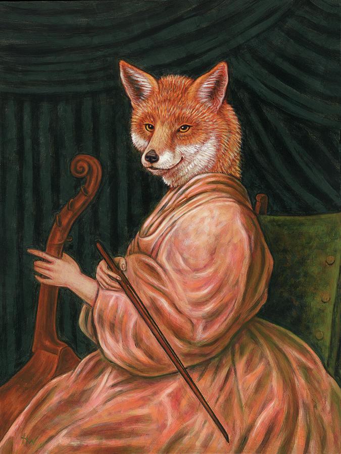 El Violoncello by Holly Wood