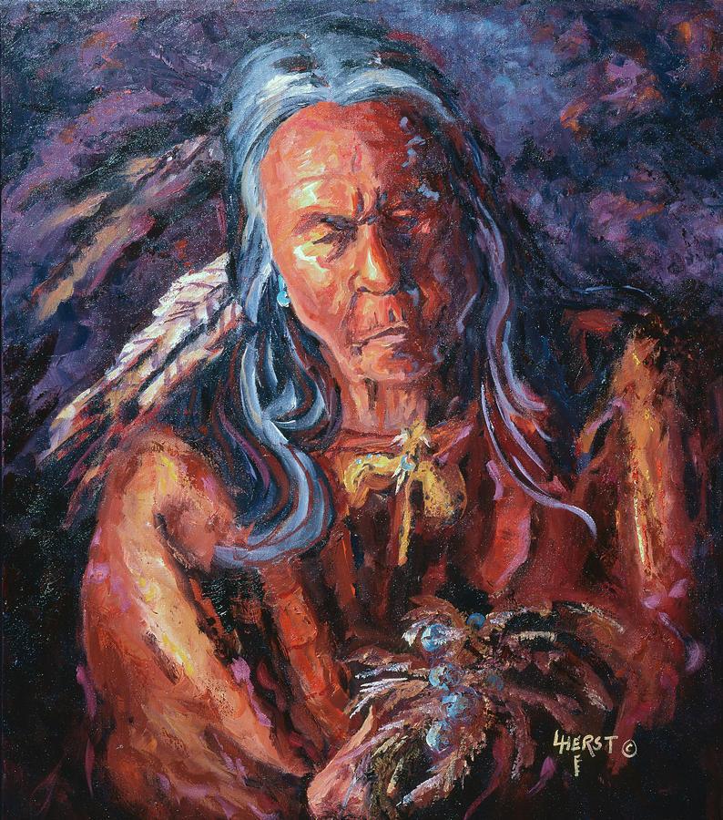 Elder Statesman by LC Herst