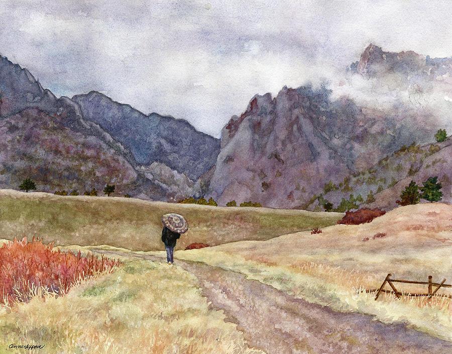 Eldorado Rain by Anne Gifford