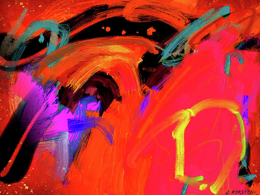 Electric Koolaide by Janis Kirstein