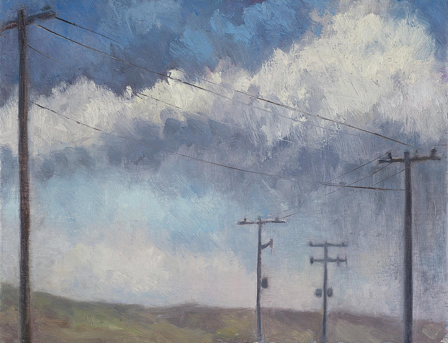 Electrical Storm by Julie Rumsey