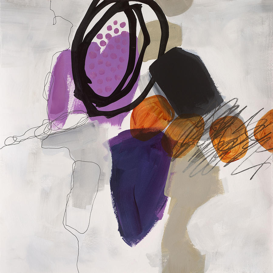 Painting Painting - Element # 3 by Jane Davies