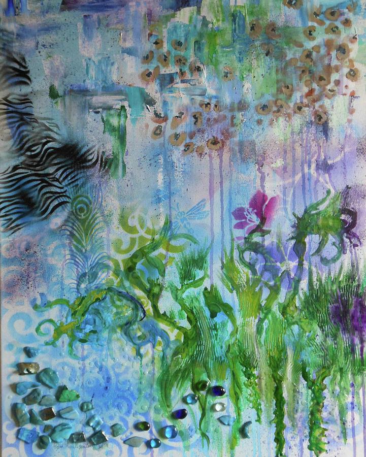 Elements of Nature by Pam Halliburton
