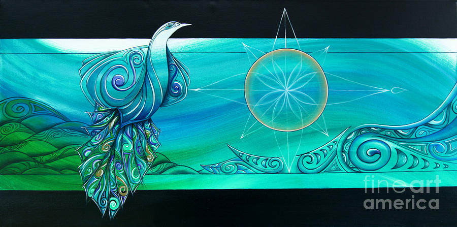 Elements Painting - Elements by Reina Cottier