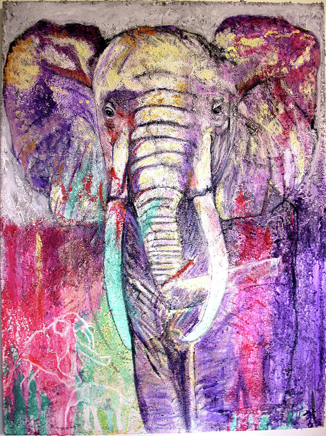 Elephant by Toni Willey