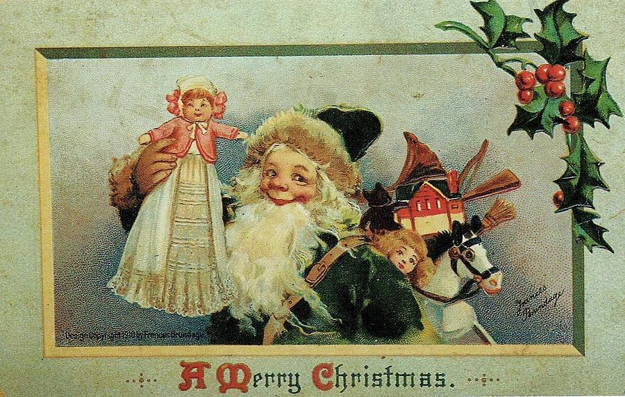 Elf Christmas by Reynold Jay