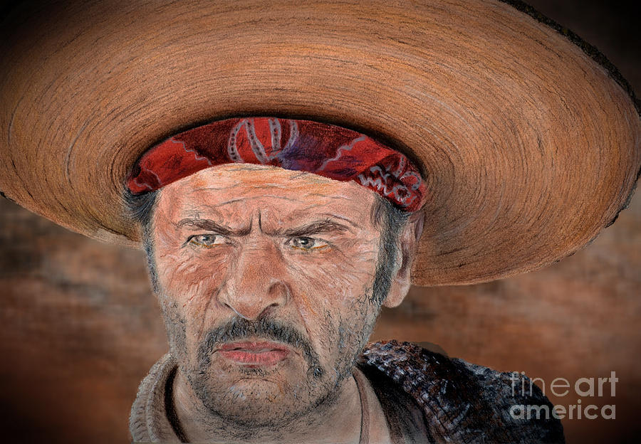 Eli wallach as tuco in the good the bad and the ugly - Mobles tuco ...