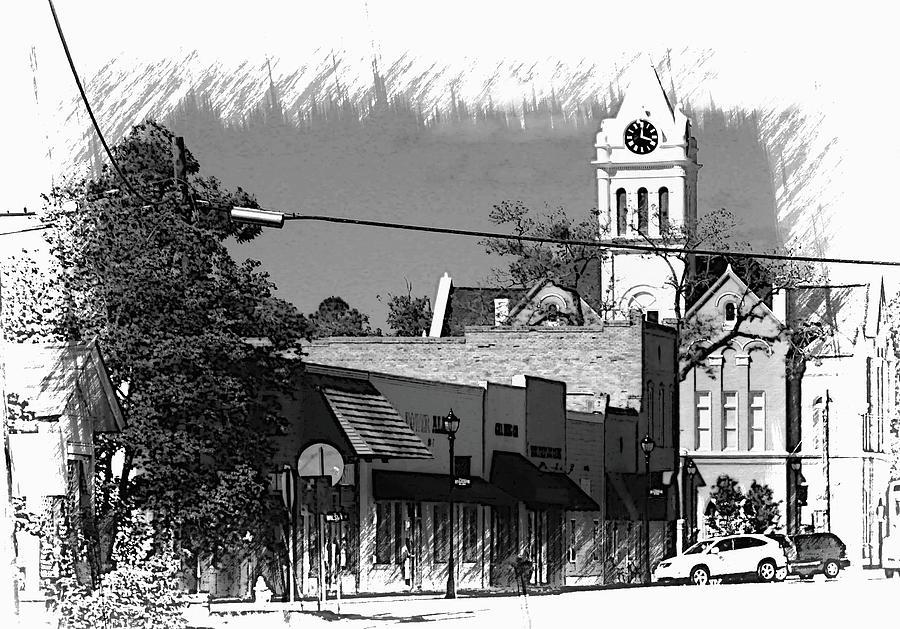 Ellaville, GA - 3 by Jerry Battle