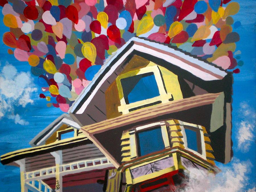 Ellie Painting - Ellie by Lisa Leeman