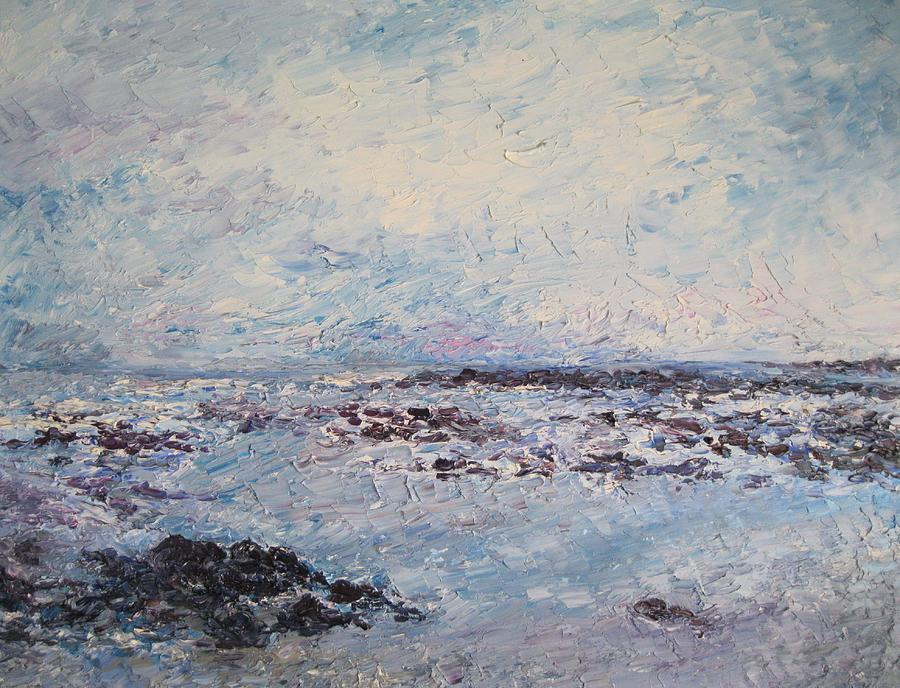 Elly Bay Painting by Niamh Slack